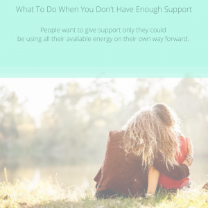 girls hugging to give support-mental health
